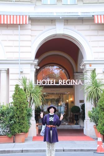 ウイーンホテル