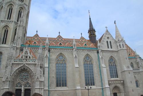 マーチャーシュ教会2
