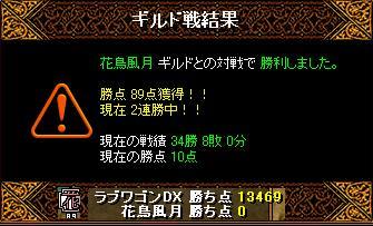 9月5日GV結果ワゴン