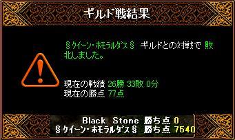 9月12日GV結果黒石