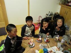12歳の誕生日3