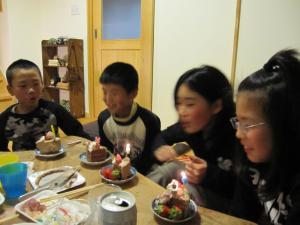 12歳の誕生日4