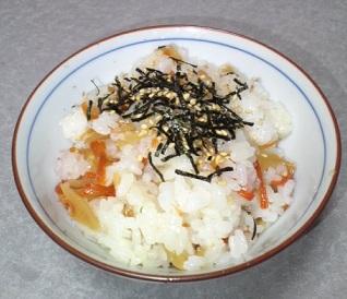 米酢ちらしずし