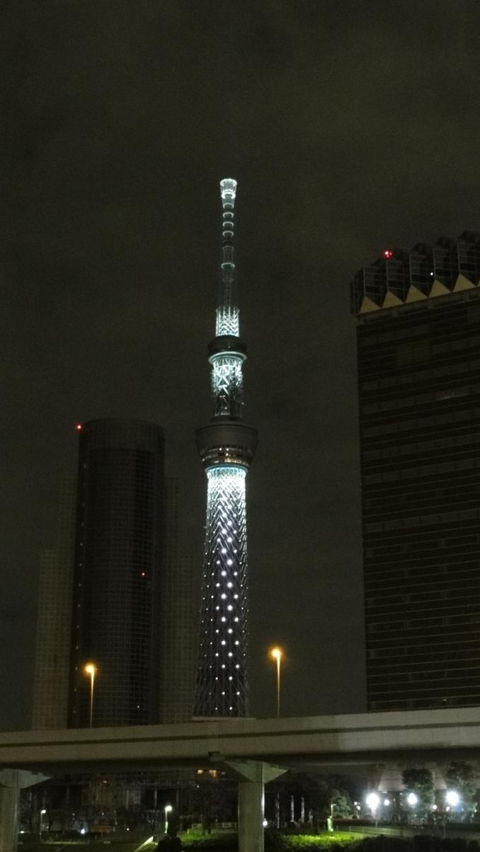 2012・1・1東京スカイツリー