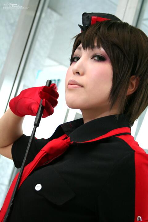 MEIKO 珀瑠@となりでコスプレ博2010夏