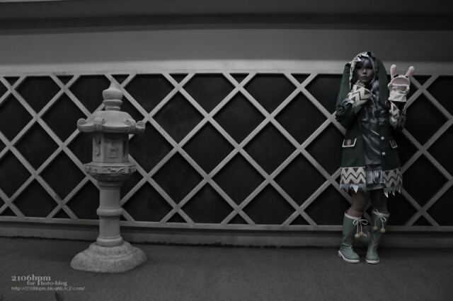 ☆藤花コリン(四糸乃/デート・ア・ライブ)@Booty東京☆