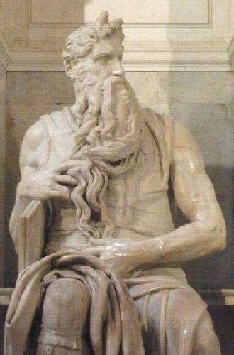 モーセ像 1