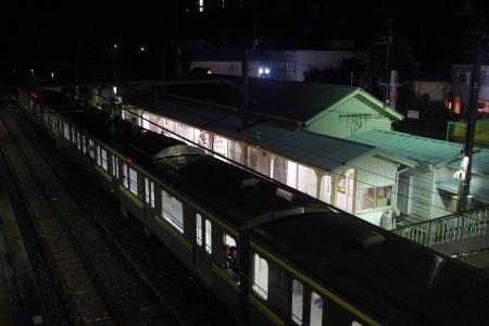 上総興津駅 209系