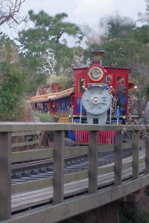 ウエスタンリバー鉄道