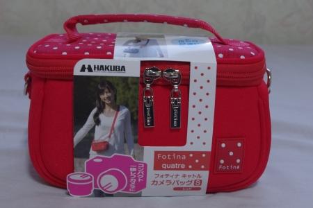 フォティナ キャトル カメラバッグ