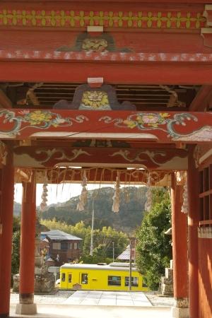 妙泉寺 いすみ350形