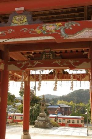 妙泉寺 キハ52・28