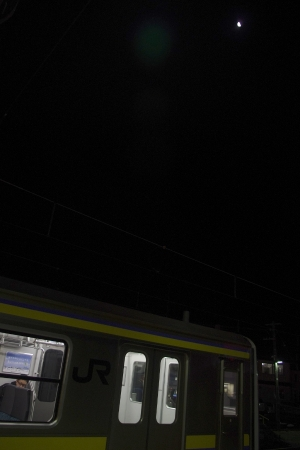 安房鴨川駅 209系
