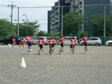 静岡市西奈児童館一輪車クラブ