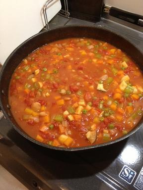 2013.2.7 料理