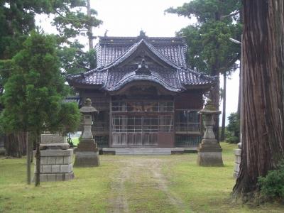 祖父川神社