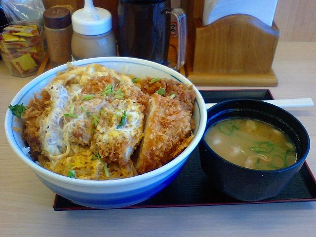 かつや カツ丼(松)