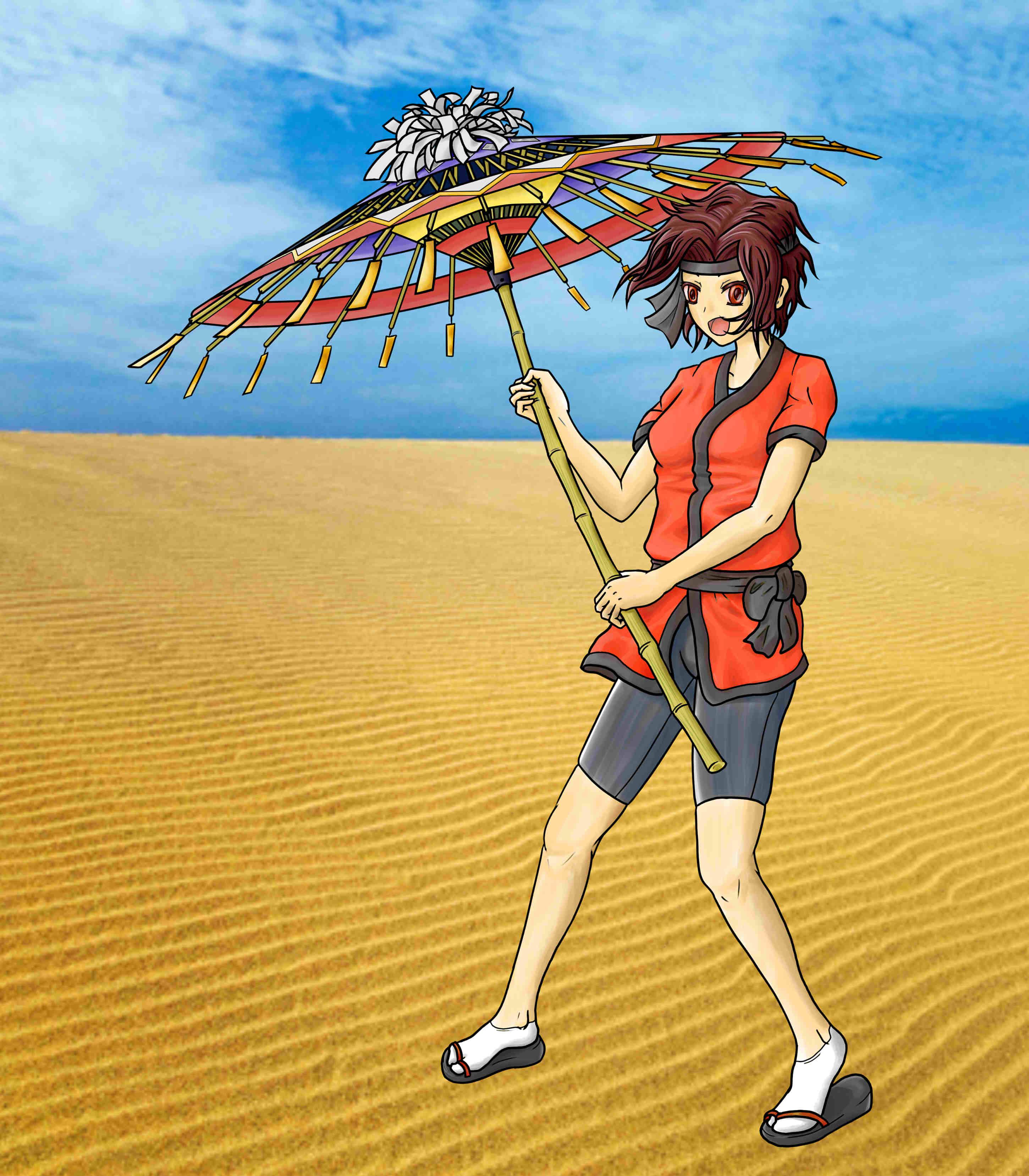 傘踊り(うp用)