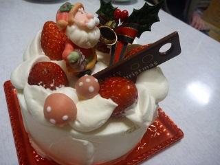 2013クリスマスケーキ