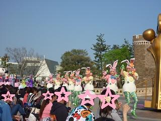 イースターのパレード