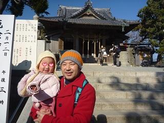 森戸神社2014