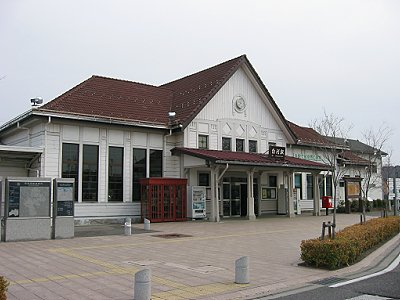 K691JR白川駅