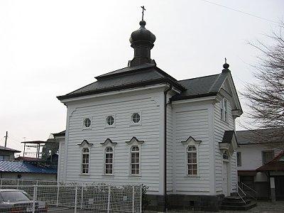K692白河ハリスト正教会