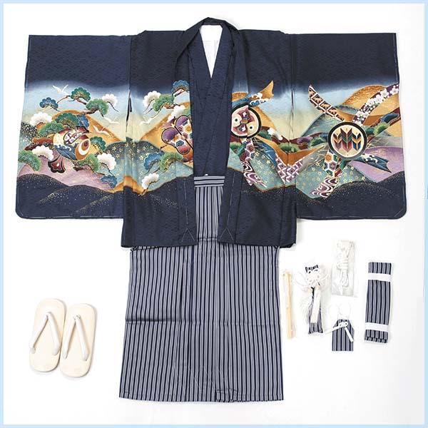 5歳羽織袴セット