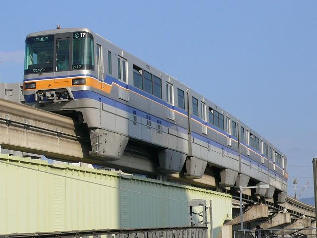 2617F@門真市駅付近