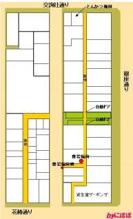 豊岩稲荷マップ