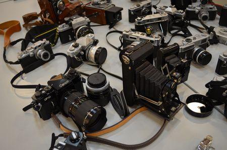 クラシックカメラ