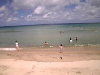 10'海水浴1