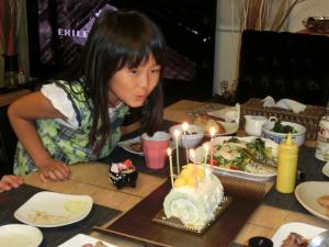 6歳お誕生日3