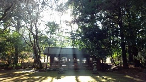 鹿島神宮 祖霊社
