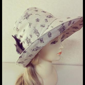 トランプウサギの帽子
