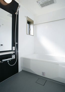 プレザント浴室