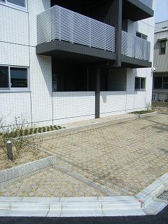緑化ブロック(明月町)