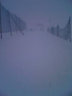 吹雪のコース