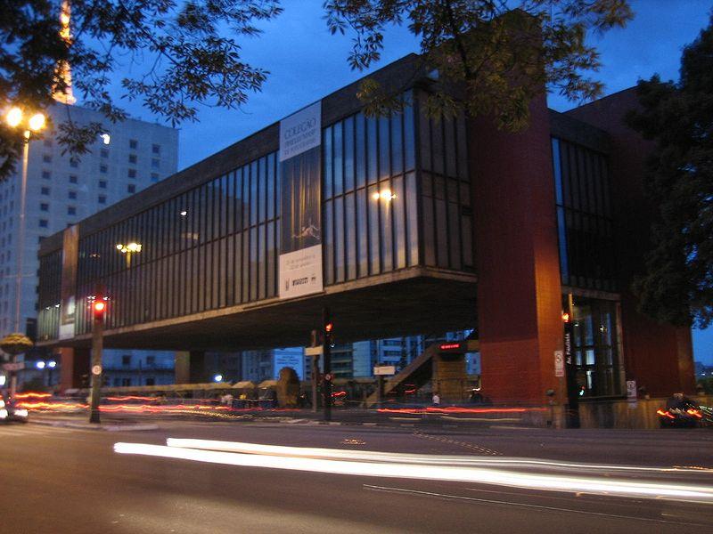 サンパウロ美術館画像1