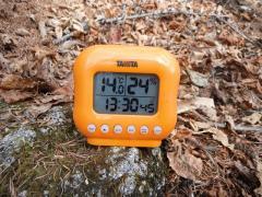 TANITAデジタル温湿度計