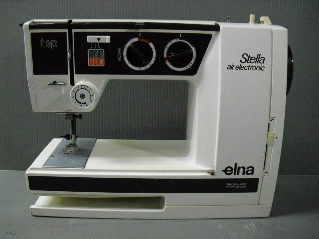 elna Stella tsp-1
