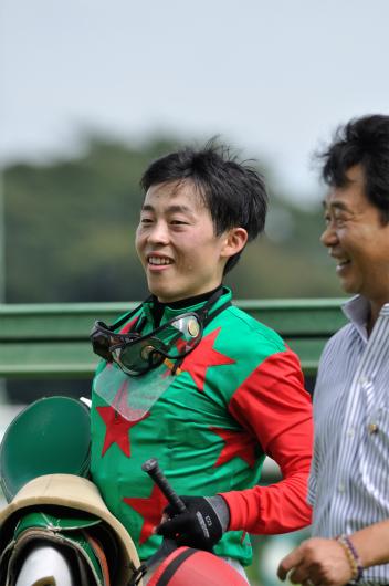 丸田恭介騎手