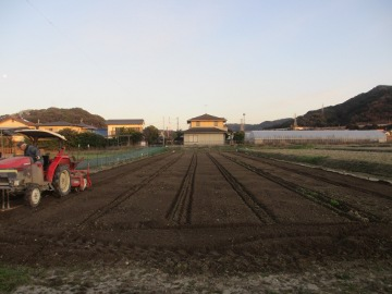 農園準備25年度12