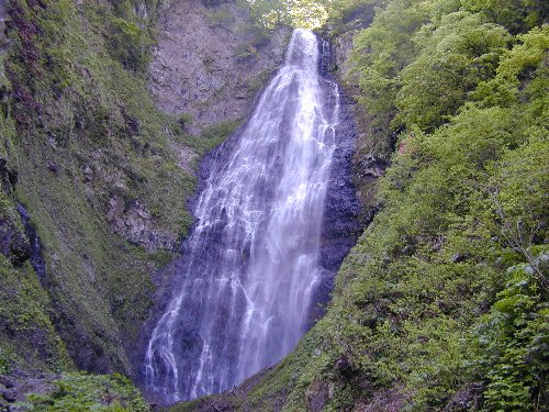 くろくまの滝002