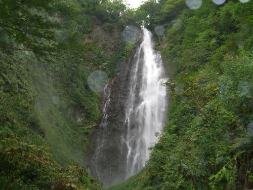 くろくまの滝①