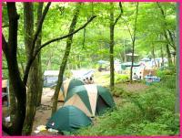 高萩市小滝沢キャンプ場