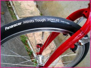 高圧スリックタイヤに一抹の不安