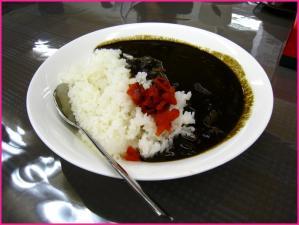 漆黒カレー