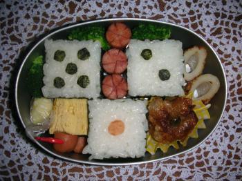 お弁当7・7