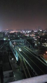 屋上からの夜景2